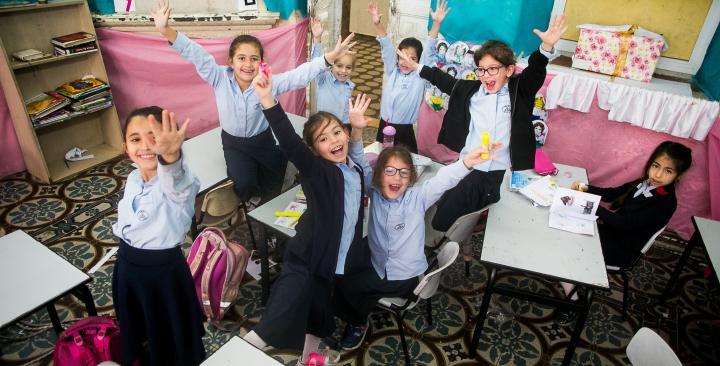 EducaSion: aider les enfants issus de l'alya francophone à s'intégrer